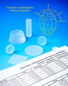 Meller Optics' X-Ray Goniometry Service