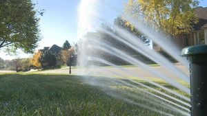Smart Control. Smart Sprinklers. Irrigation that's Genius(R)