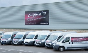 Fragilistics Chooses Paragon Software Systems To Support Rapid Growth