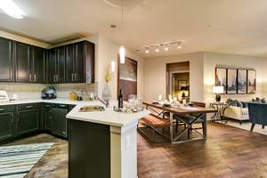 The Armstrong at Knox, a brand new luxury apartment community in Knox-Henderson