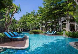 Bali hotel suites
