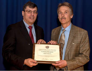 Adcole received Goddard Space Flight Center Small Business Subcontractor of the Year Award for 2015