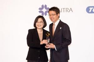 NVIDIA Jetson TX1 Computex Gold Award