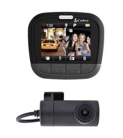 Cobra CDR 895 D Dual Channel dash cam