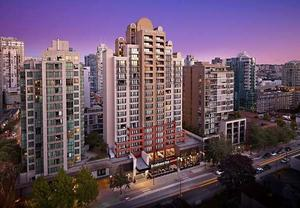 The Residence Inn Vancouver Downtown