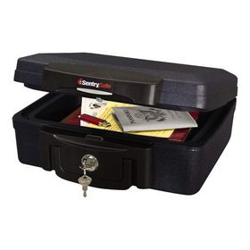 Sentry Safe H0100 Small Privacy Lock Chest