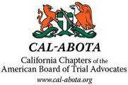 The California Chapters of the American Board of Trial Advocates