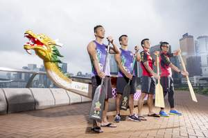 Hong Kong celebrates the 40th anniversary of International Dragon Boat Races with 3-day Dragon Boat Carnival (10-12 June). Over 4,000 paddlers around the world will paddle in the famous Victoria Harbour, accompanied by all day parties in nearby BeerFest