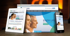 West Chester Eye Doctors Announce New Responsive Website