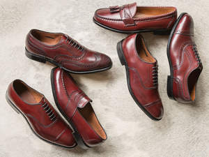 Allen Edmonds' Father's Day sale will feature special pricing on a variety of shoes and accessories, including $150 off select merlot shoe styles.
