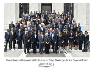 16th Annual International Conference on Policy Challenges for the Financial Sector