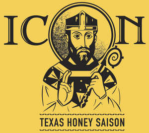 Saint Arnold Icon Gold - Honey Saison