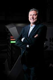 HITEC, Garrett Forde, UPS power, HITEC Power Protection, CEO,