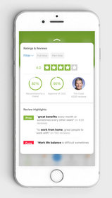 Glassdoor iOS App Update
