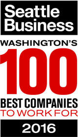 AIM Consulting Best Company to Work For 2016 Seattle Business Magazine