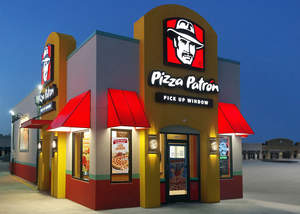 Pizza Patron Breaks Sales Records