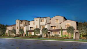 cypress village, california pacific homes, lantana, trellis court, new homes irvine, modern