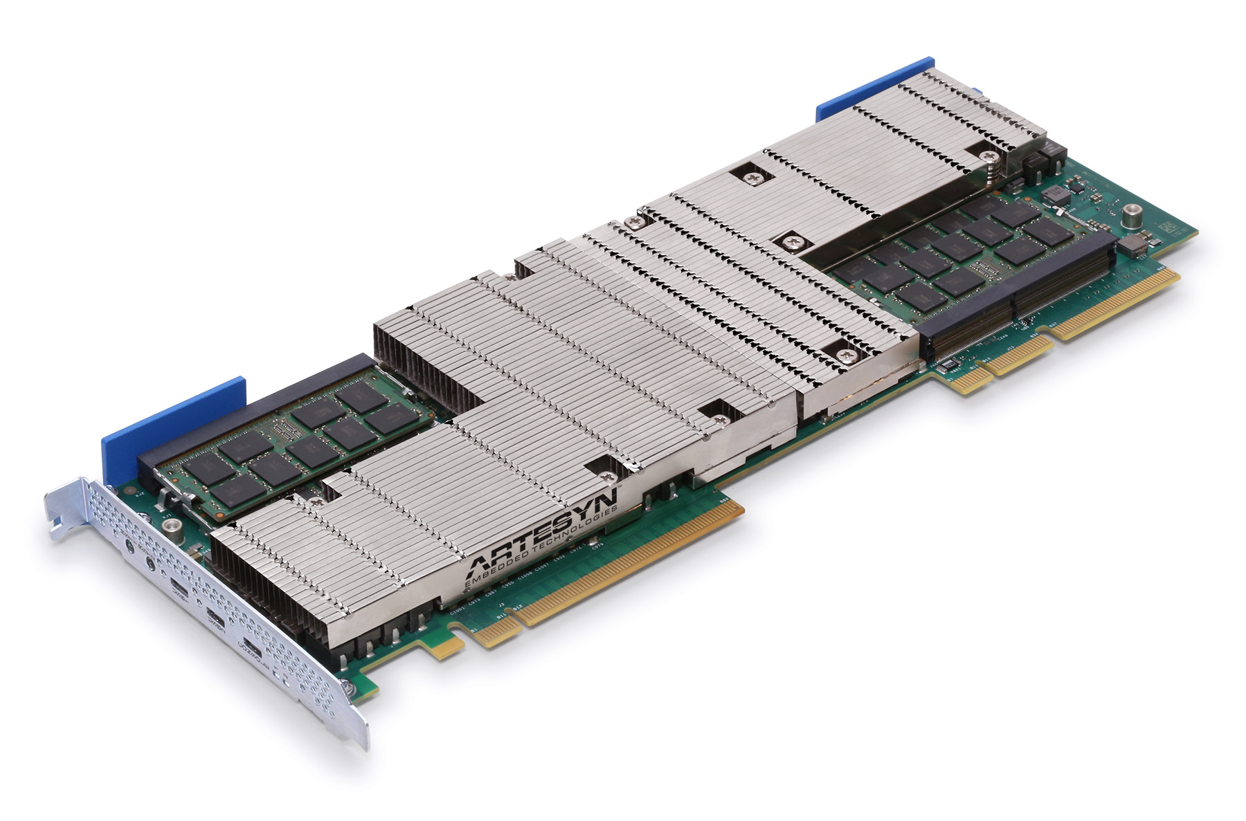 Artesyn SharpStreamer Pro Add-On Acceleration Card Now Available for Application-Specific Evaluation Through Remote Access Lab