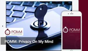 POMM Biometric Cell Phone Security Case to Help Guard Android Smartphones and Apple iPhones Against