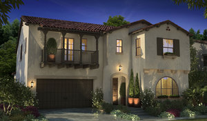 calistoga, eastwood village, villages of irvine, william lyon homes, new homes irvine, luxury homes