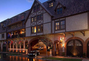 Luxury hotels in Asheville NC