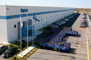 Tyco's contined effort to drive green retailing.