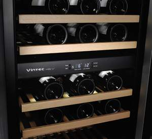 Electrolux acquires Vintec which supplies a wide range of climate-controlled wine cabinets