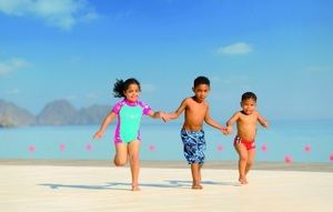 Family hotels in Muscat Oman