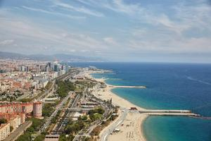 Barcelona beach hotels