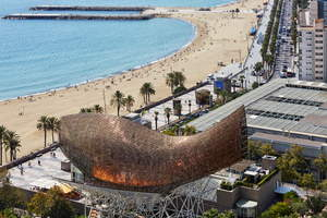 Luxury Barcelona beachfront hotels