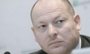 Alexander Dubilet is the Chairman of Ukraine's PrivatBank.