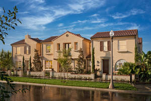 caserta, california pacific homes, cypress village, villages of irvine, irvine new homes, amenities