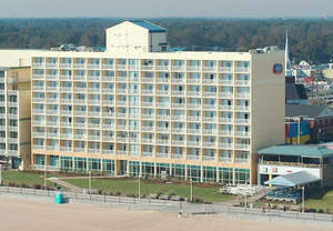 VA Beach oceanfront hotels