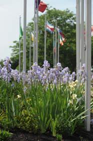 Honorary International Peace Garden at Batavia