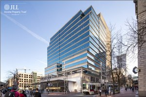 JLL Income Property Trust, an institutionally-managed, non-listed, daily valued perpetual life REIT, today announced the acquisition of Pioneer Tower, a 17-story, multi-tenant, Class A office building in the heart of Portland's central business district.