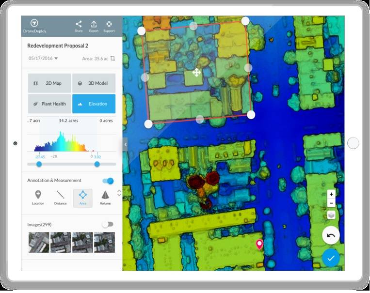 DroneDeploy Raises $20 Million to Help Businesses Benefit From Drone Aerial Data