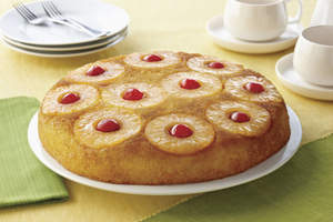 Old-Fashioned Upside Down Cake