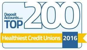 200 Healthiest Credit Unions