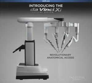 da Vinci(R) Xi(TM)  Surgical System