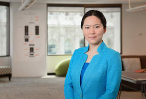 Cynthia Chen, Chief Risk Officer for LendingHome