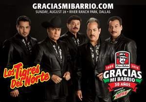 Pizza Patron Celebrates 30 years with Gracias Mi Barrio Concert