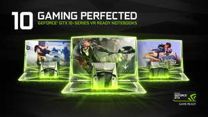 NVIDIA today introduced NVIDIA® GeForce® GTX 1080, 1070 and 1060 GPUs for notebooks, providing gamers with a quantum leap forward in performance and power efficiency in the world's fastest-growing gaming platform.