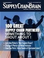 Elemica Wins SupplyChainBrain Great Partner Award