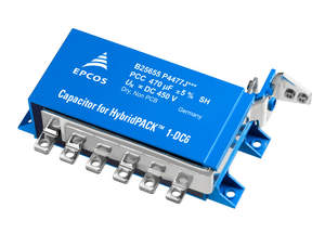 Epcos Capacitor for HybridPACK 1-DC6