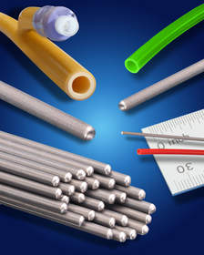 Applied Plastics' PTFE Natural(R) Grey Forming Mandrels