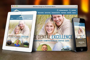 Richmond Dentists Announce New Responsive Website