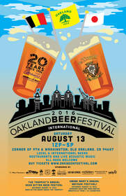 Community Bank of the Bay is sponsoring the Oakland Beer Festival on August 14.