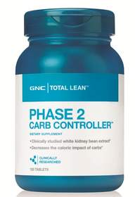 GNC's Total Lean Phase 2 Carb Controller