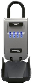Master Lock SafeSpace Portable Light-Up Dial Lock Box 5424D