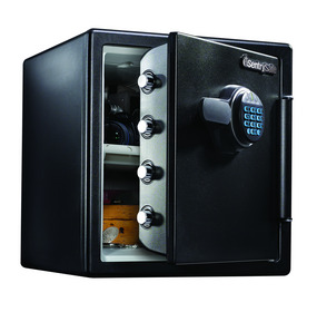 SentrySafe SFW123FTC Extra Large Digital Fire Safe